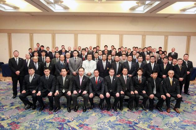 全日本フルコンタクト空手道連盟正会員
