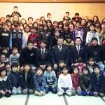 福本会館 クリスマス会2014