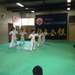 福本会館 昇級昇段審査会 2015 5.31