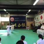 福本会館 昇級昇段審査会 2015 8.23