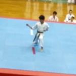 「九州空手道 型選手権大会」2015