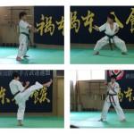 福本会館 昇級昇段審査会2015 12.6