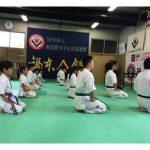 福本会館 昇級昇段審査会6.5